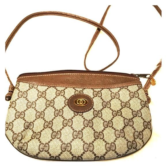 c351295cbf2 Gucci Handbags - Vintage Gucci Accessory Collection Crossbody